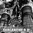 AVALANCHE A.D. Manus Dei (the Hand of God) album cover