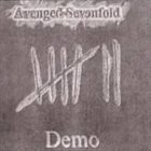AVENGED SEVENFOLD 2000 Demo album cover