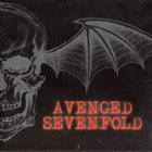 AVENGED SEVENFOLD Avenged Sevenfold album cover