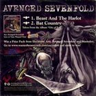 AVENGED SEVENFOLD Avenged Sevenfold / Mastodon Sampler album cover