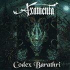 AXAMENTA Codex Barathri album cover