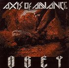 AXIS OF ADVANCE Obey album cover