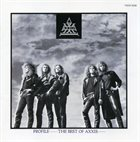 AXXIS Profile-The Best of Axxis album cover