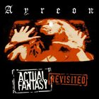 AYREON Actual Fantasy - Revisited album cover