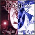 AZMODAN Of Angels and Demons album cover
