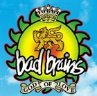 BAD BRAINS God of Love album cover
