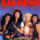 BAD NEWS Bad News album cover