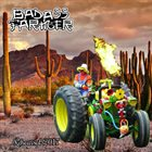 BADASS FARMER Split with ANARCHUS album cover