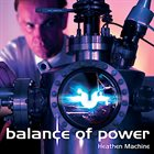 BALANCE OF POWER Heathen Machine album cover