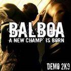 BALBOA A New Champ Is Born album cover