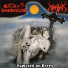 BARBATOS Baptized by Beers album cover