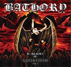 BATHORY In Memory of Quorthon, Volume I album cover