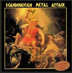 BATHORY Scandinavian Metal Attack album cover