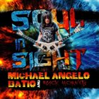 MICHAEL ANGELO BATIO Soul in Sight album cover