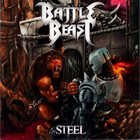 BATTLE BEAST Steel album cover