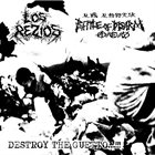 BATTLE OF DISARM Destroy The Guetto...!!! album cover