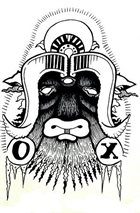 BEARDED OX Kosmoss album cover