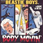 BEASTIE BOYS Body Movin' album cover