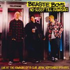 BEASTIE BOYS No Sleep Till Kawasaki album cover