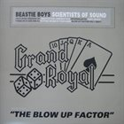 BEASTIE BOYS Scientists of Sound album cover