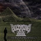 BECOMING AKH Sumerian Prophecy album cover