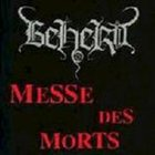 BEHERIT Messe Des Morts album cover