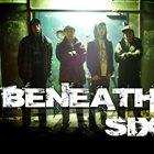 BENEATH SIX Demo 2011 album cover
