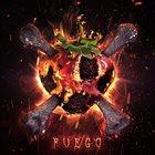 BERRIED ALIVE Fuego album cover