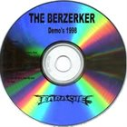 THE BERZERKER Demo's 1998 album cover