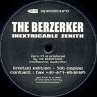 THE BERZERKER Inextricable Zenith album cover