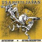 BEYOND DESCRIPTION USA Meets Japan album cover