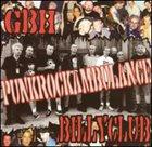 BILLYCLUB Punkrockambulance album cover