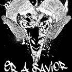 BITE BACK Not A Saint Or A Savior album cover