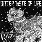 BITTER TASTE OF LIFE No Justice album cover