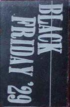 BLACK FRIDAY '29 Demo 2002 album cover