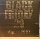 BLACK FRIDAY '29 Demo 2007 album cover