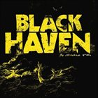 BLACK HAVEN The Cleansing Storm album cover