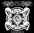 BLACK LUNG System Shutdown EP album cover