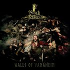 BLACK MESSIAH Walls of Vanaheim album cover