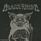 BLACK RHENO Let's Start A Cult album cover