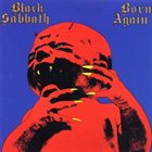 BLACK SABBATH Born Again album cover