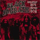 BLACK SABBATH Greatest Hits 1970-1978 album cover