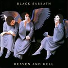 BLACK SABBATH — Heaven And Hell album cover
