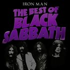 BLACK SABBATH Iron Man: The Best Of Black Sabbath album cover