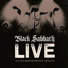 BLACK SABBATH Live At Hammersmith Odeon album cover