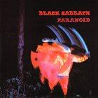 BLACK SABBATH Paranoid album cover