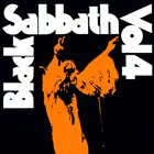 BLACK SABBATH — Vol 4 album cover