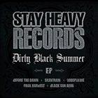 BLACK SUN AEON Dirty Black Summer album cover