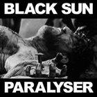 BLACK SUN Paralyser album cover