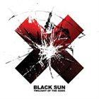 BLACK SUN Twilight Of The Gods album cover